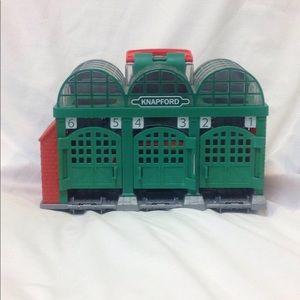 Thomas & friends knapford take along w two trains